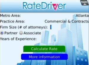 TyMetrix RateDriver
