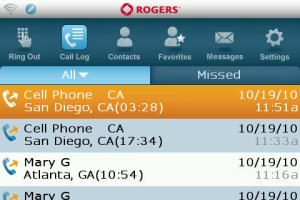 Rogers Hosted IP Voice