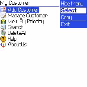 My Customer