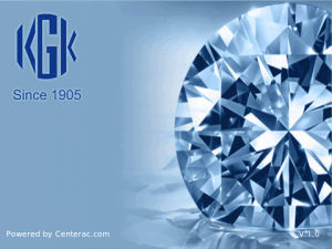 Image result for KGK Diamonds
