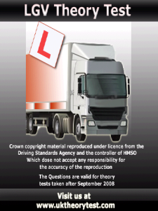 UK LGV Theory Test