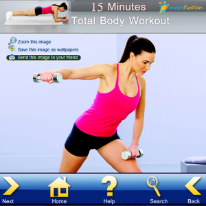 15 Minute Total Body Workout for Blackberry Health ...