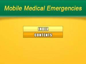 Mobile Medical Emergencies