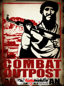 COMBAT OUTPOST AFGHANISTAN