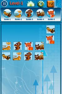 Rank Swap for blackberry game Screenshot