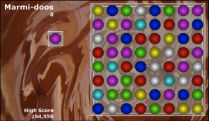Marmi-doos for blackberry game Screenshot