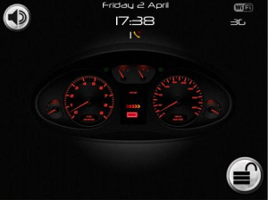 Dashboard for BlackBerry Bold 9700 and Tour Theme for Blackberry
