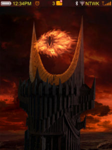 Animated Hell Tower