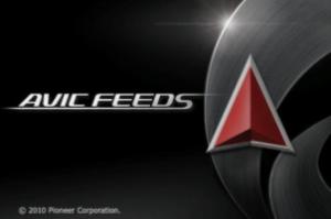 AVIC FEEDS for blackberry app Screenshot