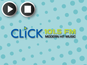Click 101.5 Modern Hit Music for Dayton Ohio WCLI-FM