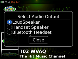 102 WVAQ for blackberry