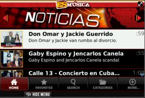 ES Musica by GoTV