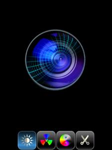 Photo Editor Pro for blackberry Screenshot