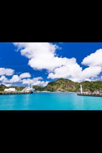 Landscape of the Ogasawara Islands