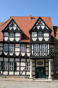 Old Streets in Germany