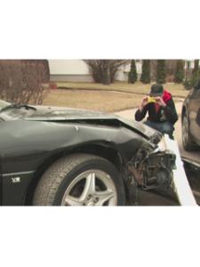 Auto Accident Procedures Video for blackberry Screenshot
