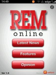 REM Mobile Torch