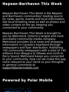 Nepean-Barrhaven This Week