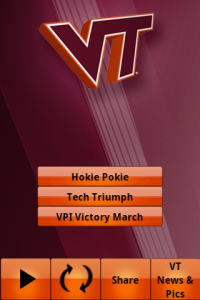 Virginia Tech Hokies Gameday