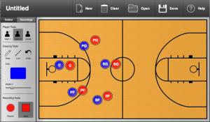Coachs Clipboard Basketball Edition