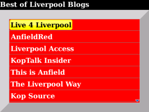 Best of Liverpool Blogs
