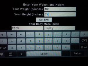 Free BMI