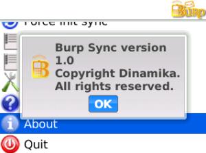 BurpSync